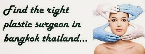 Liposuction In Bangkok Thailand: October 2014 | Bangkok-Plastic Surgery | Scoop.it