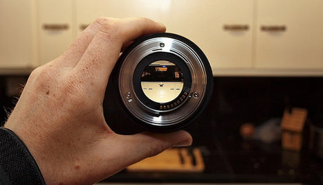 How to Detect Physical Flaws in a Used Camera Lens | Everything Photographic | Scoop.it