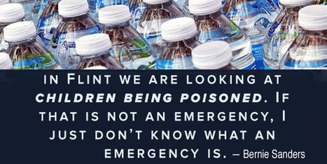 Congress: Flint Residents Can Wait for Clean Water | GMOs & FOOD, WATER & SOIL MATTERS | Scoop.it