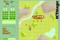 Dino Dig Coordinates | Marvelous Math | Scoop.it