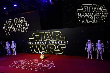 'Star Wars' Premiere Takes Europe's Nerds Off the Internet, if Only Temporarily | Social Media Strategy | Scoop.it