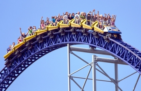 Fastest Roller Coasters Of the World, Feel the Thrill | Jhakaas | Scoop.it