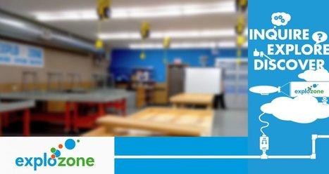 Explozone   Curriculum   Educational Discourse   Scoop.it