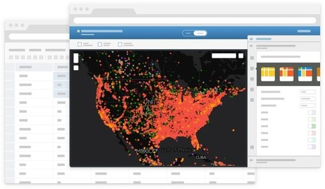 CartoDB is the easiest way to map and analyze your location data — CartoDB | Online Marketing Resources | Scoop.it
