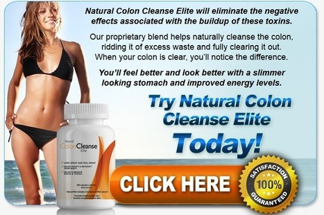 Natural Colon Cleanse Elite Review – Get Free Trial HERE | WHAT,S ON YOUR MIND ABOUT NATURAL COLON CLEANSE ELITE | Scoop.it