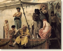 How to Keep a Slave in Ancient Rome, 170 BC | Ancient Rome | Scoop.it