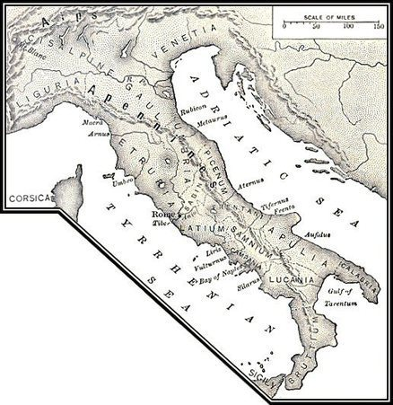 Outlines of Roman History, Chapter 1   Latin.resources.useful   Scoop.it