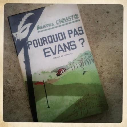 """""""Pourquoi pas Evans ?"""" Agatha CHRISTIE   J'écris mon premier roman   Scoop.it"""