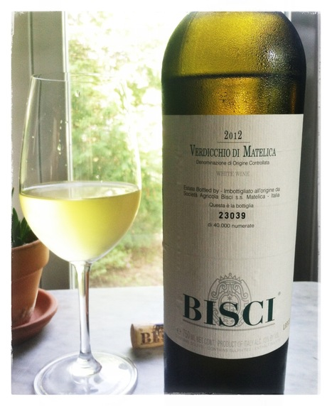 Bisci Verdicchio di Matelica 2012 | Wines and People | Scoop.it