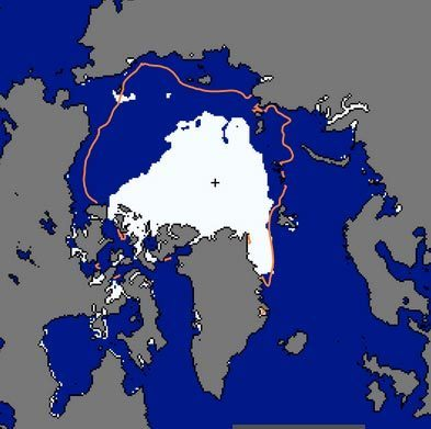 Arctic Sea Ice Sets Record Low, and it's Not Over Yet | MDV 2014 | Scoop.it