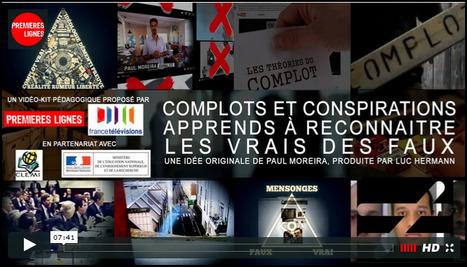 Complots et conspirations : apprends à reconnaître les vrais des faux… | Travailler avec la presse et les médias | Scoop.it