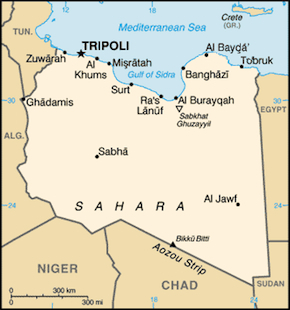 At Least 35 Killed as Southern Libya's Kufra Erupts Again - #Libya #Feb17CRIMES #NTC #Saif | The greatest weapon is not a gun. Nor it is nuclear. It is information control | Scoop.it