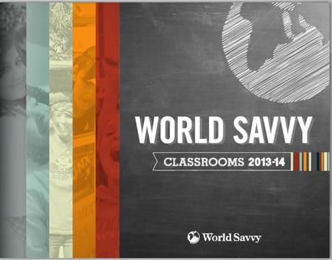 World Savvy Classrooms | Each One Teach One, Each One Reach One | Scoop.it