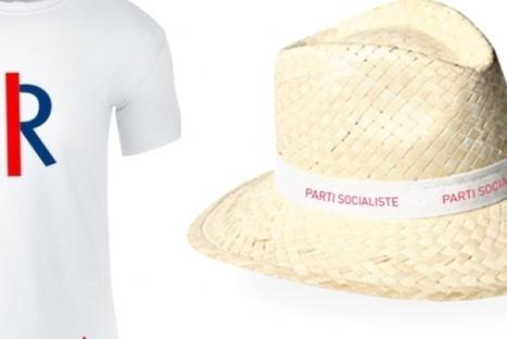 Les partis politiques, peu adeptes du Made in France ?   Econopoli   Scoop.it