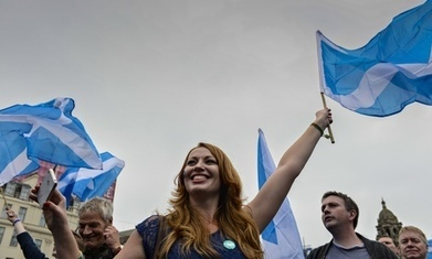 Irvine Welsh: this glorious failure could yet be Scotland's finest hour   Referendum 2014   Scoop.it