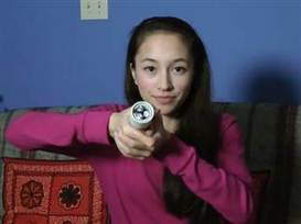Teenager invents flashlight powered by the warmth of your hand - NBC News.com   news-people   Scoop.it