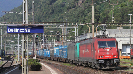 Rhenus acquires majority stake in Swiss rail freight provider | Top CAD Experts updates | Scoop.it