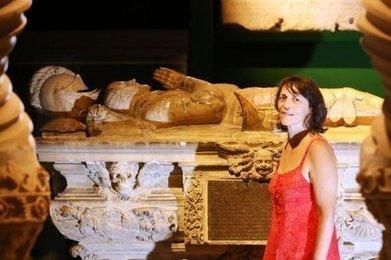 Montaigne gisant en armure au musée d'Aquitaine | Sports & Passions | Scoop.it