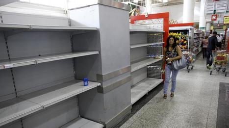 VIDEO. Le Venezuela au bord de la faillite et de la pénurie | Venezuela | Scoop.it