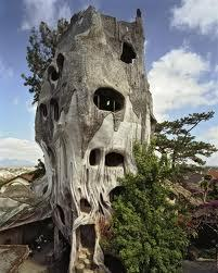 Hang Nga guesthouse (Crazy house) Dalat, Vietnam | Extended Mind | Scoop.it