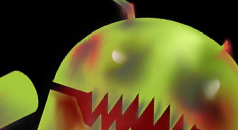 First malicious apps to exploit critical Androi...