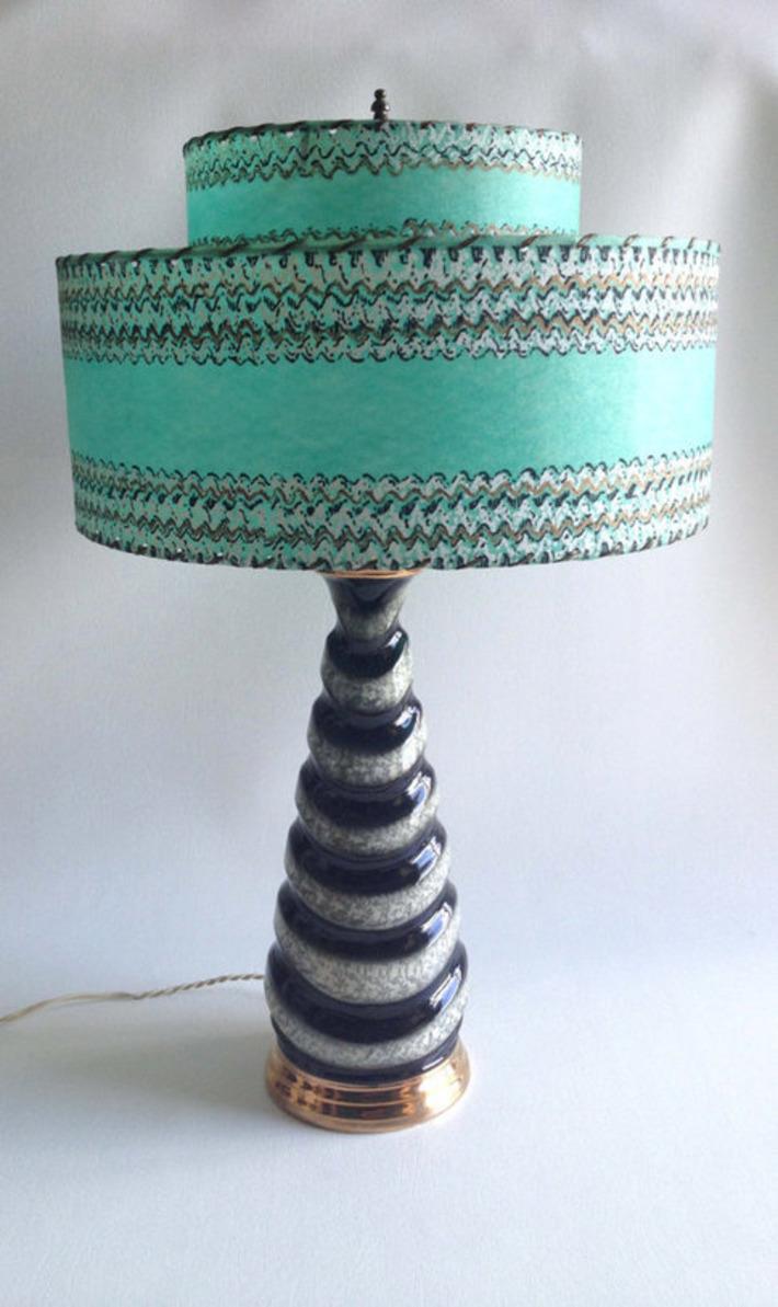 Mid Century Mod Atomic Lamp | Antiques & Vintage Collectibles | Scoop.it