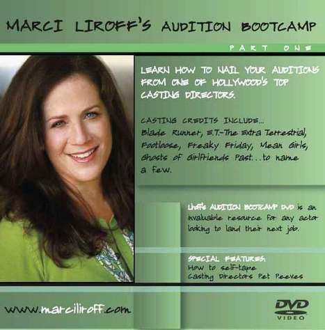 AUDITION BOOTCAMP ONLINE COURSE IS HERE!   Actors   Scoop.it