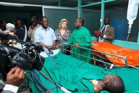 Cote d'ivoire : le calvaire des blessés de la bousculade du Plateau | Actualités Afrique | Scoop.it