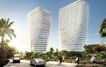 Twisting towers in Miami, Florida by Bjarke Ingels (BIG) | Top CAD Experts updates | Scoop.it