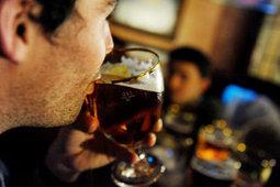 Alcool : boire jeune rend plus dépendant | Risques Psychosociaux et Burn-Out | Scoop.it