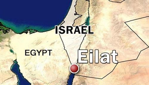 Sinai missiles fall on Israeli city as desert jihadists wage war on two fronts
