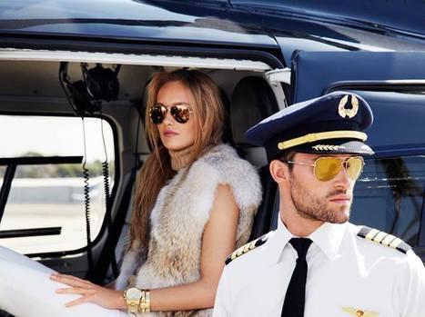 'Sportif, seksi ve gözalıcı' koleksiyon ile Michael Kors Sonbahar   Fashion Films   Scoop.it