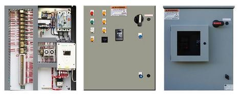 Solution Control Systems Offer a New Range of Soft Starter Panels in Canada   Designing and Asembling of Custom Control Panels   Scoop.it