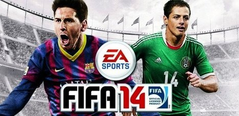FIFA 14 by EA SPORTS™ 1.3.4 apk [Full] | Android Games | Scoop.it