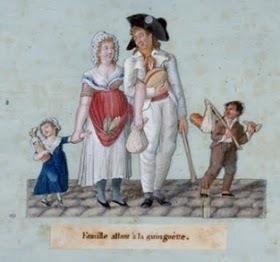 Nibelle et Baudouin: Le peuple de Paris au XIXe siècle - Des guinguettes aux barricades : Exposition au musée Carnavalet | GenealoNet | Scoop.it