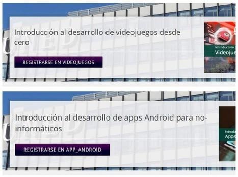 Dos MOOCs gratuitos en español para programar juegos y apps android | El Mundo del Diseño Gráfico | Scoop.it