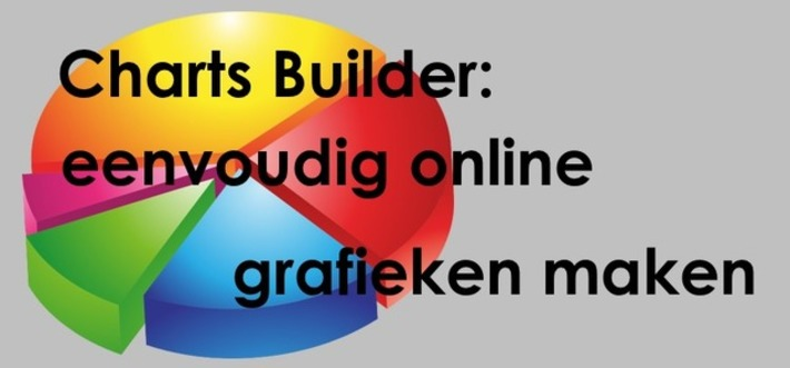 """EDU-CURATOR"": Charts Builder: maak gratis en zonder account online grafieken 