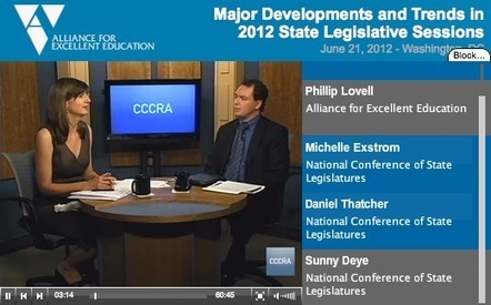 CCCRA Moving Toward College and Career Readiness for All Students   Alliance For Excellent Education Media   College and Career-Ready Standards for School Leaders   Scoop.it