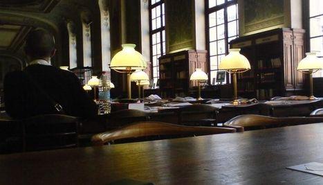 Les BU raflent la médaille d'or des services publics | BiblioLivre | Scoop.it