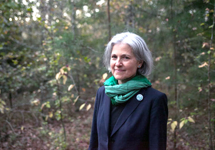 BREAKING: Green Party Presidential Candidate Detained After Helping Keystone XL Tree Sitters | EcoWatch | Scoop.it