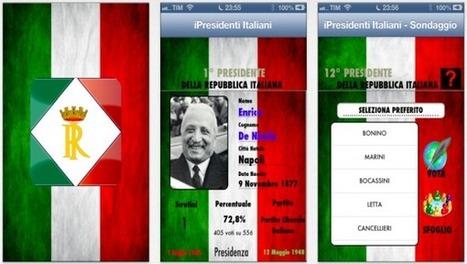iPresidenti della Repubblica Italiana: Vota il tuo preferito per le prossime elezioni 2013   - Beiphone.it- Beiphone.it   MY iOS App Review   Scoop.it
