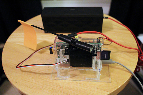 Countly, Raspberry Pi, and Servos, Oh My! - Paul Brown | Raspberry Pi | Scoop.it