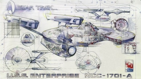 How Much Would It Cost to Build the Starship Enterprise? | Multimedialand | Scoop.it