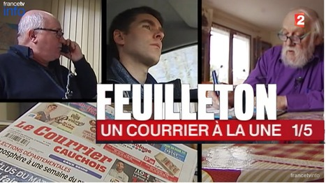 Le Courrier cauchois, une institution de la presse normande | DocPresseESJ | Scoop.it