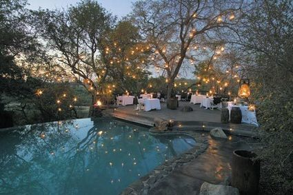 Unforgettable Dining in the African Bush | South African Lodges | African tourism | Scoop.it