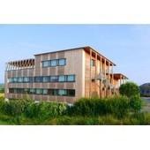 Les performances exemplaires d'un siège social en paille - Performance énergétique | Biomasse et Energies Renouvelables | Scoop.it