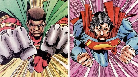 The Superman Crossover That Perfectly Explained White Privilege Decades Ago | F_C | Scoop.it