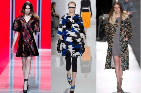 NY & London Breaking Trends Fall 2013: Camouflage - Accessories Magazine | Ac-socialize | Scoop.it
