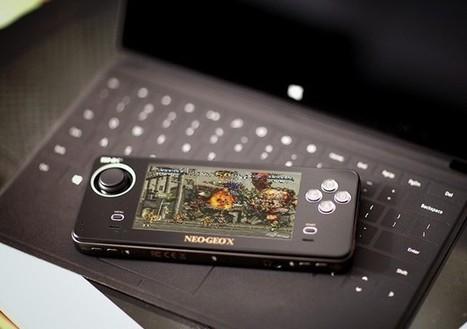 [Bon plan] Une NEO GEO X Gold Edition avec 20 jeux pré-installés pour 107,99 euros | [OH]-NEWS | Scoop.it