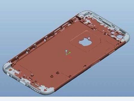 Sketchy supplier renders of 4.7-inch iPhone 6 surface online | Desarollo de productos de Apple | Scoop.it